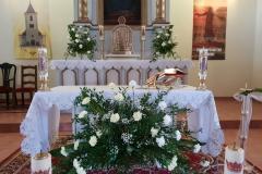 Dekoracja-prezbiterium