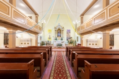 kościół MB Królowej Polski we Włókach