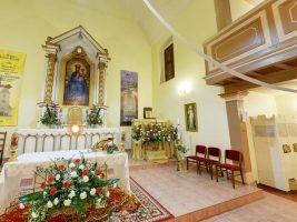 wirtualny spacer - kościół parafialny